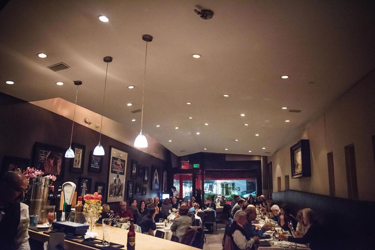 Piccolo Paradiso - Restaurant Dining from Bar-311505719