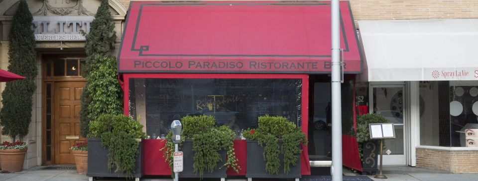 Piccolo Paradiso - Storefront Banner