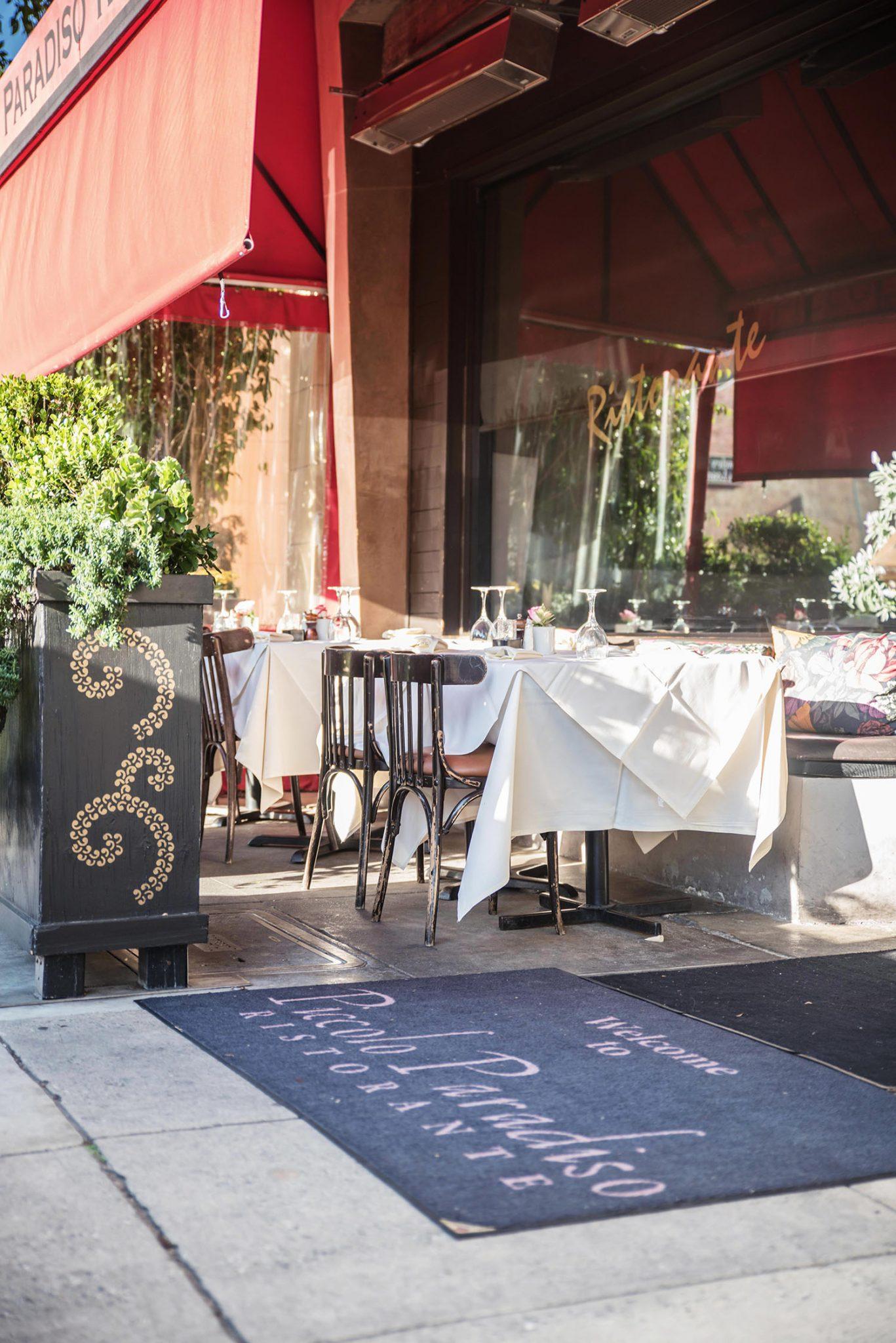 Piccolo Paradiso Ristorante in Beverly Hills by Giacomino Drago-761170937